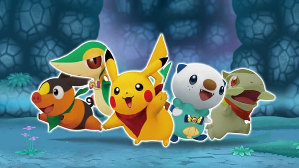 24. Pokemon Mystery Dungeon Series (2006-2015) - DS and 3DS