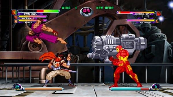 Marvel vs Capcom 2 Ryu