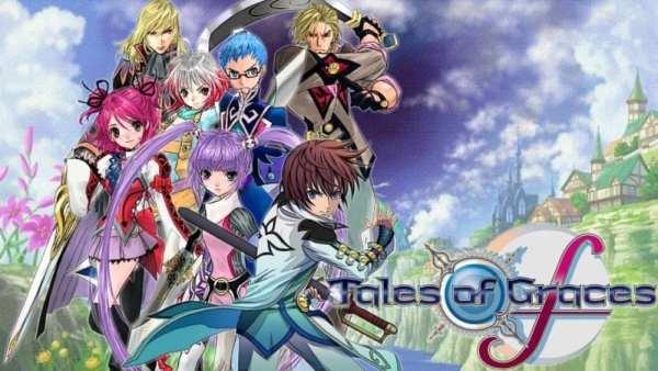 Best Tales of Games, tales of games, tales, tales of graces, f, series, ranking