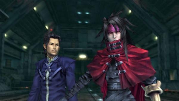 Final Fantasy 7, Dirge of Cerberus, ps2, ps4