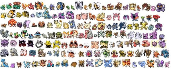 Pokémon, full, red ,blue, best, amazing