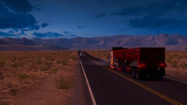American Truck Simulator, Mod