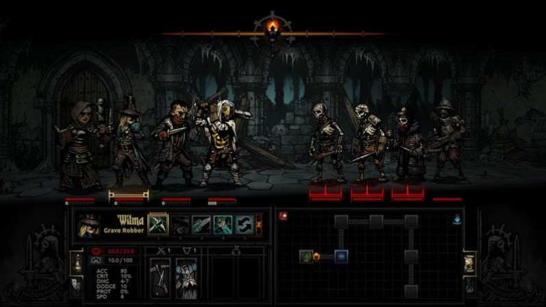 Darkest Dungeon, Screenshot, Twitch