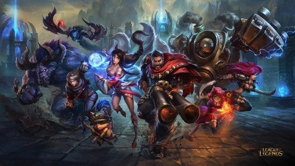 league of legends, characters