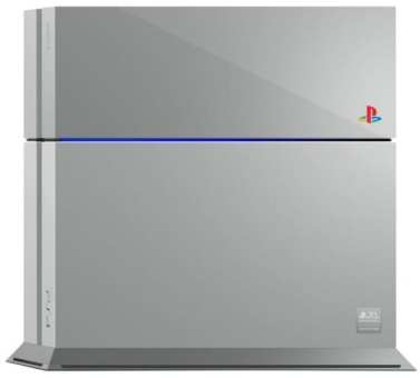 limited edition, console, consoles, best, nicest, 20th anniversary PS4