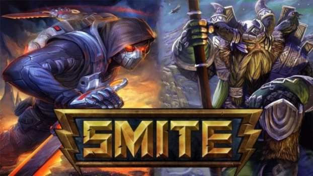 10) Smite - 2.5 Million Monthly Players