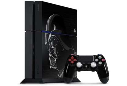 limited edition, console, consoles, best, nicest, Star Wars PS4