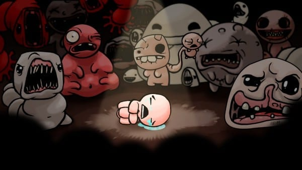 The Binding of Isaac, steam, game
