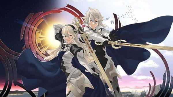 Fire Emblem Fates, Corrin, Hoshido, Nohr, version