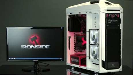 best gaming PCs, gaming, PC, ironside conqueror