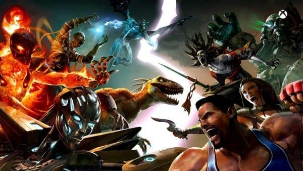 Killer Instinct Season 3, Xbox One, PC