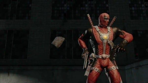 Deadpool, Marvel, Games, Ultimate Alliance 2