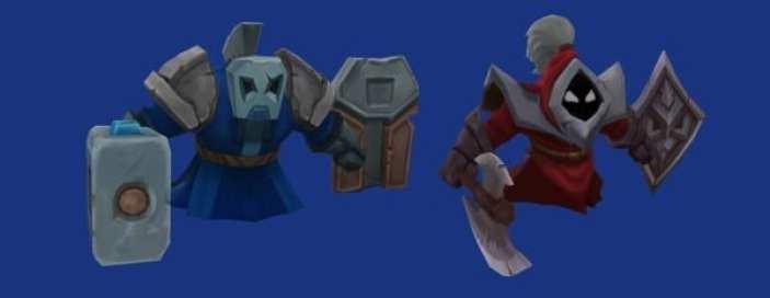 league of legends new minion design