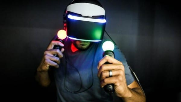 PlayStation VR, Project Morpheus, impressions