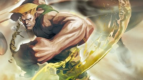 Top Street Fighters Guile