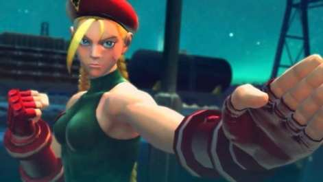 Top 10 Street Fighters Cammy