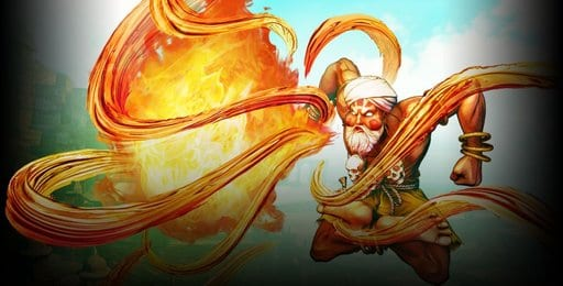 Top 10 Street Fighters Dhalsim