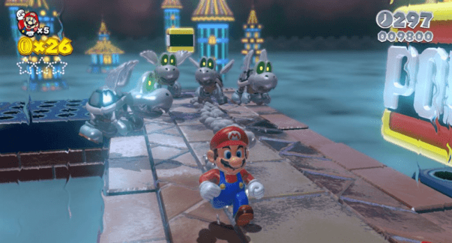 Miyamoto Doesn't Like the Idea of Mario in VR