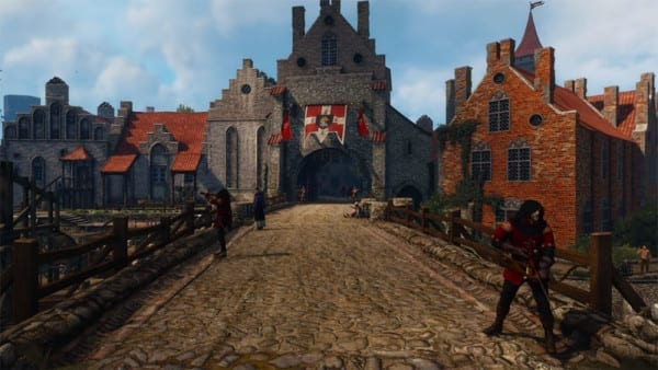 Witcher 3, Mod, Increased LODs