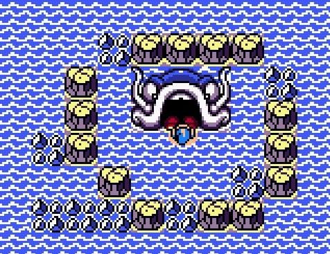 Zelda, Dungeon, Catfishs Maw, Links Awakening