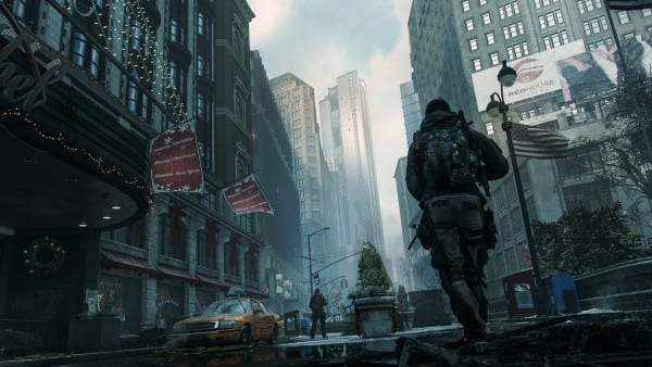 The Division, unexplained, questions, answers, story