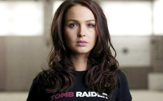 Camilla-Luddington Tomb Raider