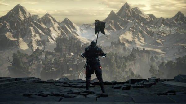 Dark Souls III, April, games, release