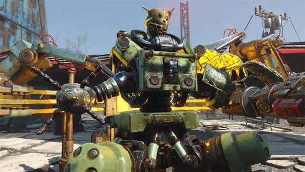 Fallout 4, Automatron, DLC, Expansion