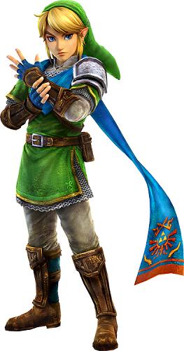 Hyrule Warriors Legends, Link