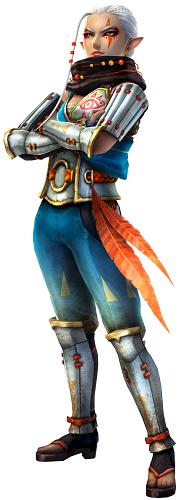 Hyrule Warriors Legends, Impa