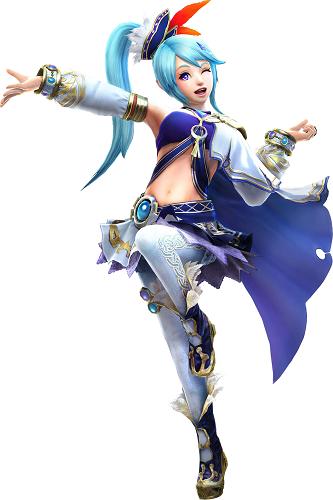 Hyrule Warriors Legends, Lana