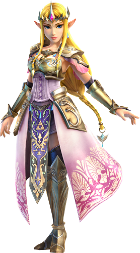 Hyrule Warriors Legends, Zelda