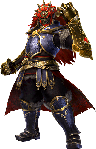 Hyrule Warriors Legends, Ganondorf