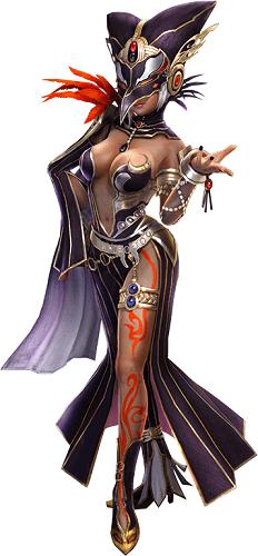 Hyrule Warriors Legends, Cia