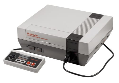 nes best selling consoles