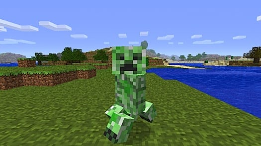 Creeper, Minecraft, video game, enemies