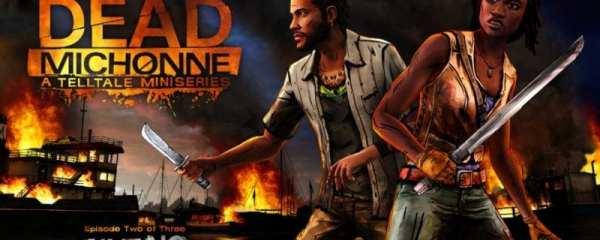 The Walking Dead, Michonne, Telltale Games, episode 2