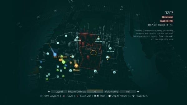 the division, dark zone, how to, best weapons, guide