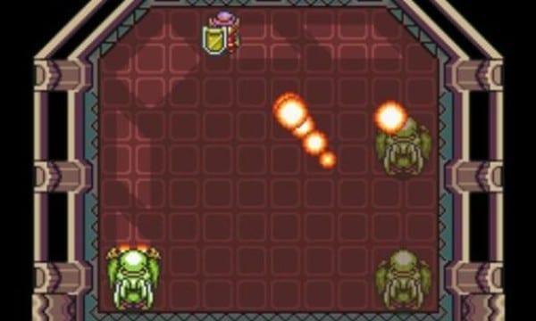 Zelda, boss, Agahnim, Link to the Past