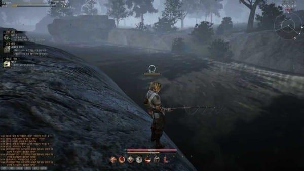 black desert online fishing