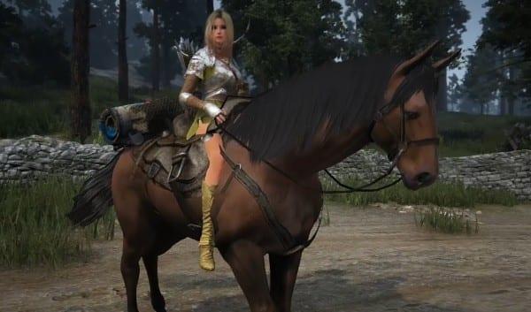 black desert online horses
