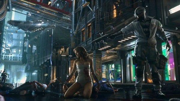 cyberpunk 2077, cd projekt red, switch