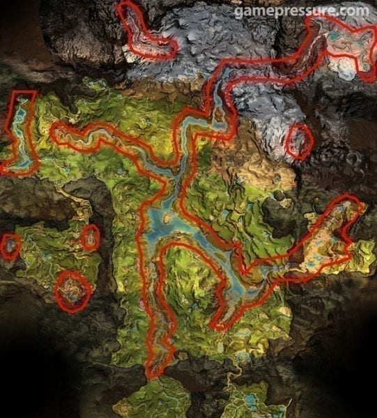 far cry primal map