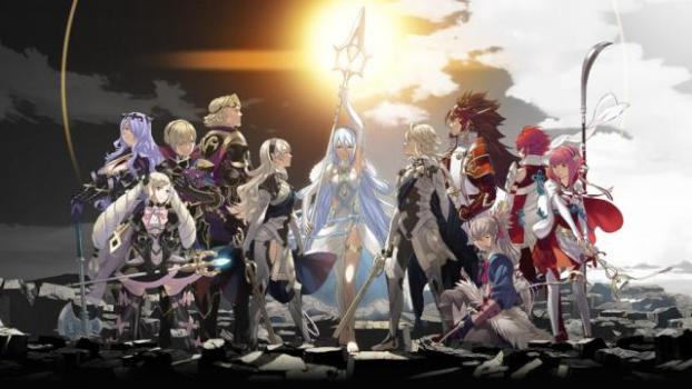 Fire Emblem Fates: Birthright and Conquest