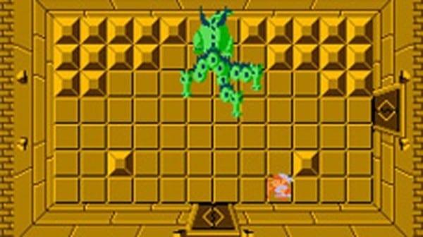 Zelda, boss, Gleeok, The Legend of Zelda