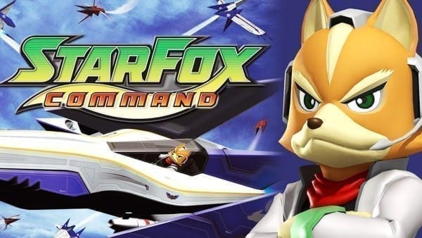 Star Fox, Command, Ranking, DS
