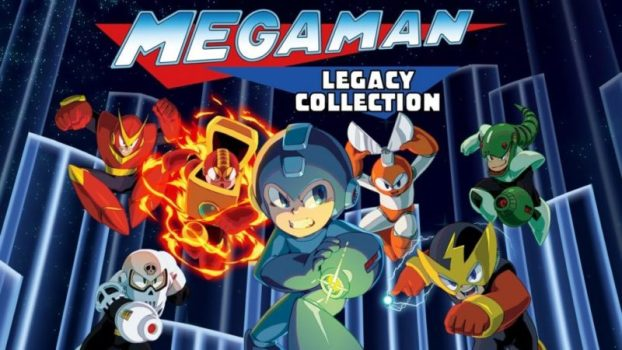 Mega Man Legacy Collection Vol. 1