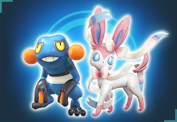 pokken_tournament_support_pokemon_croagunk_sylveon