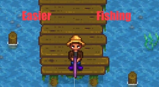 stardew valley easy fishing