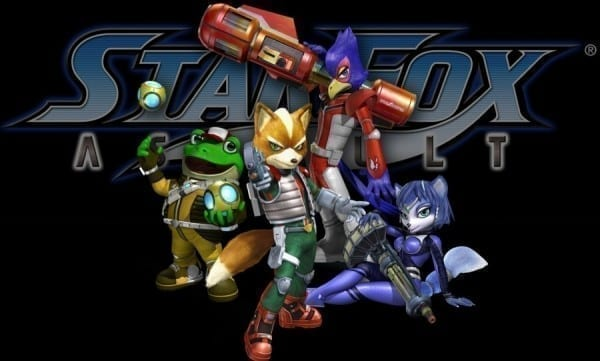 Star Fox, Assault, Gamecube,